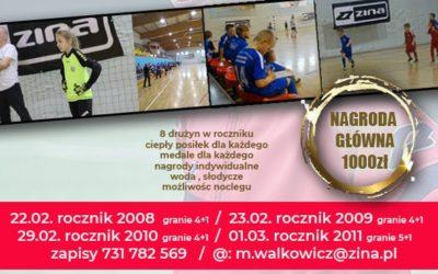 ZINA CUP 2020